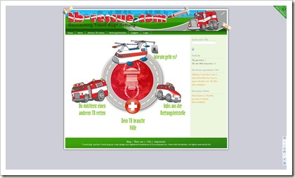 tb-rescue.com Geocaching Travel Bug Rennen